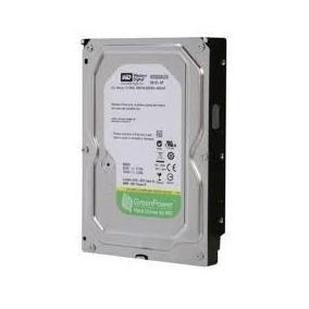 Hd Sata 3gbs 500gb Western Digital Wd500 Green Hd Desktop3.5