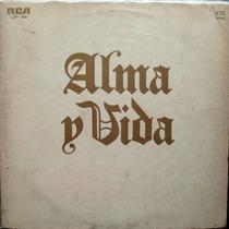 Alma Y Vida Lp Disco Vinilos