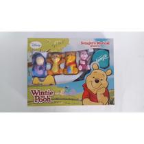 Móbile Giratório Musical Para Berço Ursinho Pooh Baby