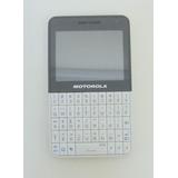 C241 Celular Motorola Ex119 C/ Defeito