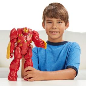 Brinquedos Menino Boneco Avengers Hulk Buster Hasbro B6496