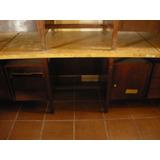 Escrivaninha Antiga Senai - Cod.591/13521