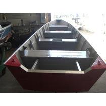Barco Tibagi (aluminio) 6m Novo12x Cartao