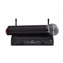 Microfone S Fio Duplo Dinam. Jwl U-585 Igual Shure, Promoção