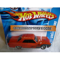 Hot Wheels (344) Pontiac Gto - Collecting Toys Dolls