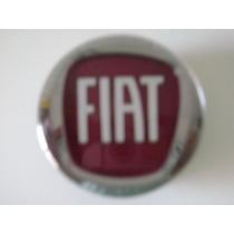 Calota Miolo Centro Roda Aluminio Fiat Toro, Fiat Freemont.