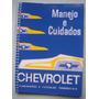Manual Chevrolet Brasil 1960