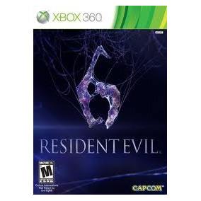 Jogo Ntsc Resident Evil 6 Em Português Lacrado Para Xbox 360