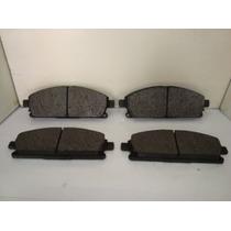 Pastilha Freio Dianteira Nissan Pathfinder Ano 96 Até 99