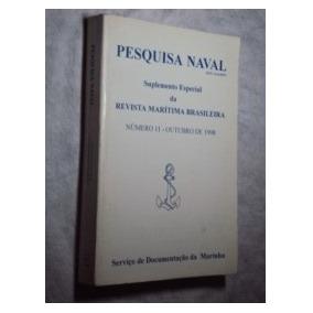Suplemento Especial Da Revista Marítima Brasileira (sebo Ami