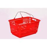 Canasta Plastica Para Supermercado