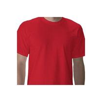 Kit C/ 10 Camisetas Lisas Fio 30.1 100% Algodão Várias Cores