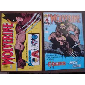 Wolverine Nºs 31 Ao 93 Ed. Abril
