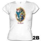 Camisetas Católicas São Rafael 617