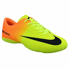 Chuteira Tênis Futsal Nike Mercurial Vortex Kit Com 2 Pares