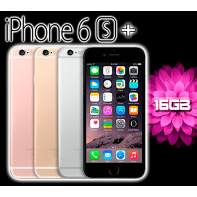 Iphone 6s Plus 16gb Rosado Dorado Plata Gris Envio Gratis Sa
