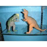 Lote De 2 Dinosaurios