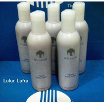 Nuskin Liquid Body Lufra Nu Skin X 5 Exfoliantes Corporal