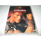 Dvd Cyborg O Dragão Do Futuro Com Van Damme