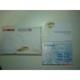 Manual Moto Yamaha Ybr 125 K E Ed 2006 2007 2008 Original