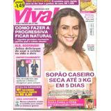 Revista Viva Nº579: Cleo Pires / Como Fazer Velas Natalinas