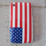 Capa Case Premium Para Iphone 3g 3gs - Eua - Estados Unidos