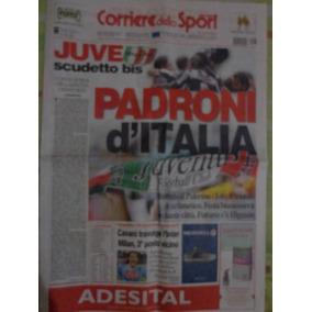 Jornal Stadio Corriere Dello Sport- Juve Meraviglia 06/05/13