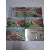 Lote 6 Fotos Aéreas - Construção Rodovia Pitangueiras