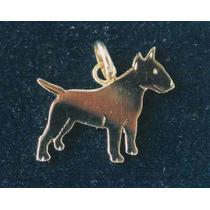 Bull Terrier - Pingentes E Prendedores De Gravata