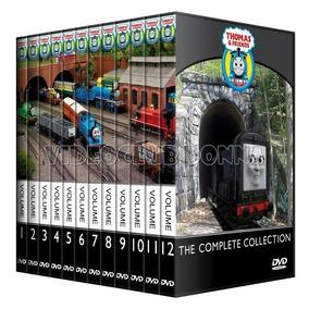 Thomas Y Sus Amigos Colección 31 Dvd Pack Regalo And Friends