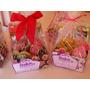 Caja De Cookies Con Jugo Y Chocolatada!!!