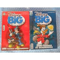 Big Disney! Várias! R$ 15,00 Cada Exemplar!