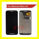 Display Lcd Tela Touch Celular Moto G3 3ª Geração Xt1544 G 3