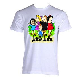 Camiseta Luluzinha E Bolinha Littlle Lulu Tubby 02