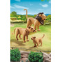 Familia De Leones (sobre) 6642 Playmobil Retoys