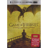 Game Of Thrones Juego De Tronos Quinta Temporada 5 Cinco Dvd