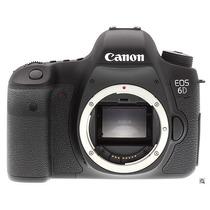 Camera Digital Canon Eos 6d Somente Corpo
