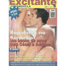 Revista Pornô Excitante Novela 01 - Bonellihq Cx30