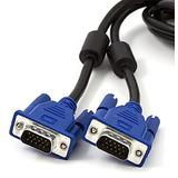 Cabo Vga Monitor Lcd Pc Tv Projetor 1,5m Blind - Menor Preço
