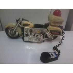 Moto Brinquedo Policia Patrulha Police Patrol