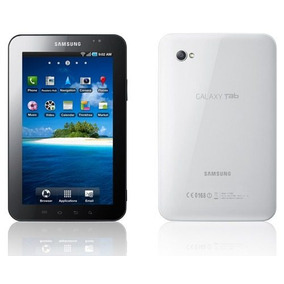 Samsung Galaxy Tab P1000 C/16gb + 3g + Wifi C/ Tela 7