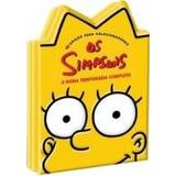 Dvd Box Os Simpsons - 9a Temporada - Embalagem Cabeça Lisa