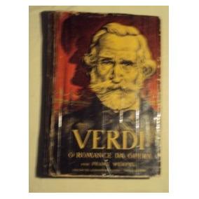 Verdi - O Romance Da Opera (sebo Amigo)