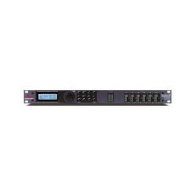 Dbx 260 Drive Rack Crossover Digital - Original