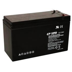 Bateria De Gel 12v 7.5a Recargable P/ Alarma Ups Iluminacion