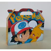Pokemon -valijitas - Ash Y Pikachu. (pack X40)