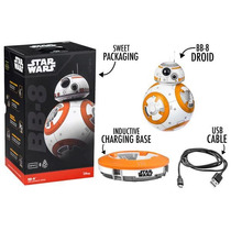Robo Droid Bb-8 Sphero Star Wars Original Bb8