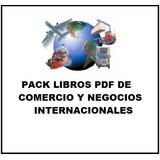 Libros Pdf Comercio Y Negocios Internacionales.