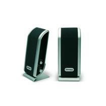 Kit C/ 10 Caixa De Som Multimídia Slim Usb 3w Rms Maxprint