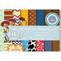 Kit Imprimible Fondos Toy Story Disney P/candybar Cotillon